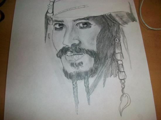 Johnny Depp by Nami-saan